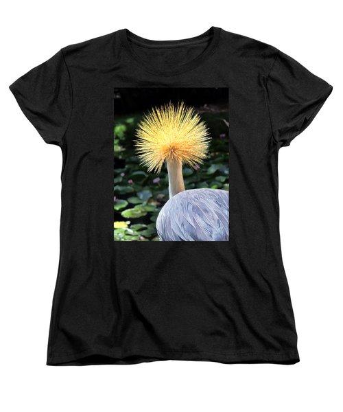 Women's T-Shirt (Standard Cut) featuring the photograph Hyatt 22 by Dawn Eshelman