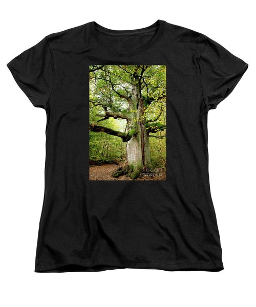 I Am Nearly 1000 Years Old Women's T-Shirt (Standard Cut) by Heiko Koehrer-Wagner