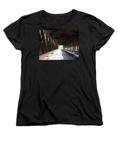 I See The Light Women's T-Shirt (Standard Cut) by Michael Krek