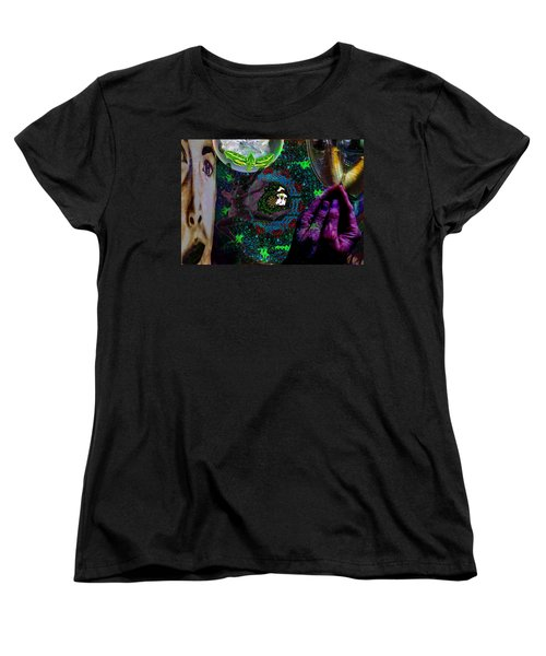 I Will See You Through Oz Women's T-Shirt (Standard Cut) by Joseph Mosley
