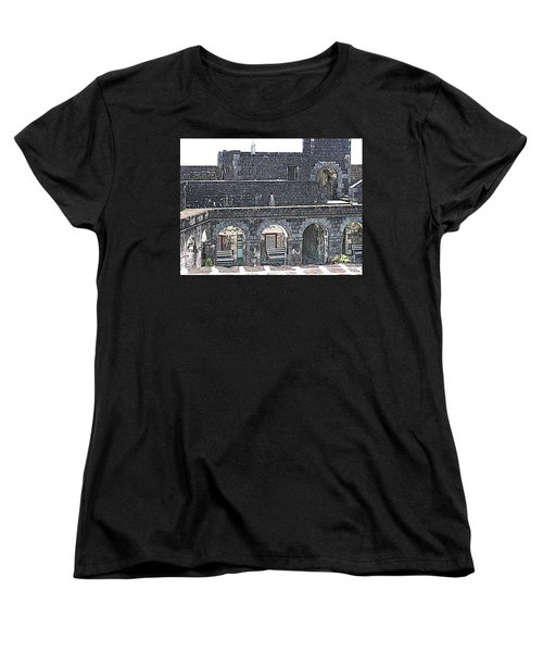 Img_1417 Women's T-Shirt (Standard Cut) by HEVi FineArt