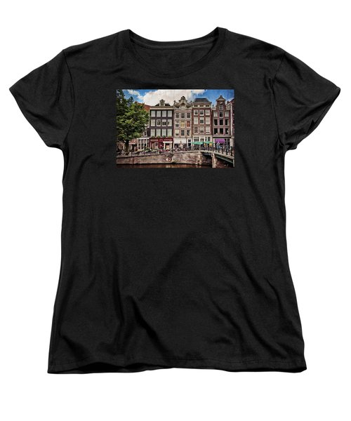 In Another Time And Place Women's T-Shirt (Standard Cut) by Joan Carroll