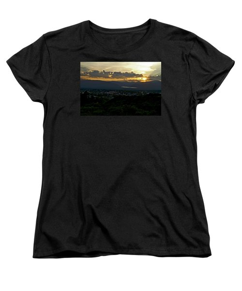Women's T-Shirt (Standard Cut) featuring the photograph In My Place by Jeremy Rhoades