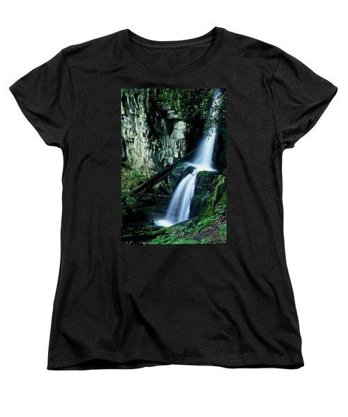 Indian Falls Women's T-Shirt (Standard Cut)