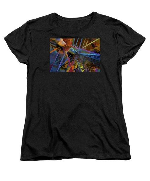 Industrial Light And Magic Women's T-Shirt (Standard Cut) by Gary Holmes