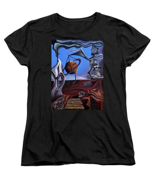 Infatuasilaphrene Women's T-Shirt (Standard Cut) by Ryan Demaree