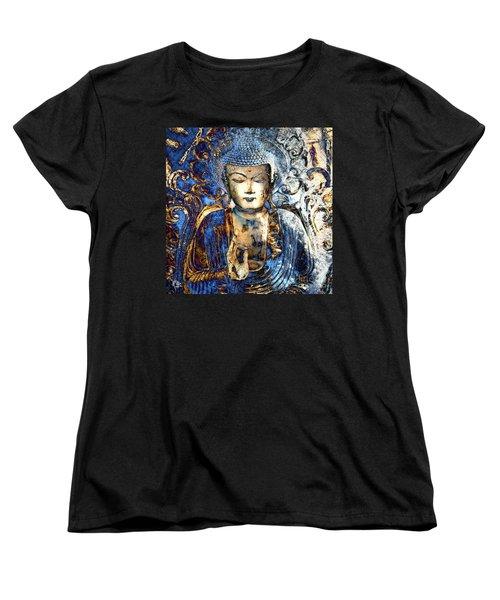 Inner Guidance Women's T-Shirt (Standard Cut) by Christopher Beikmann