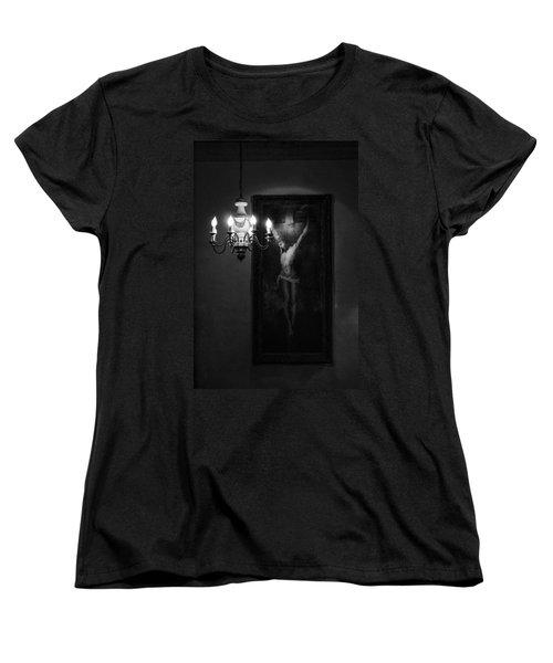 Inri Women's T-Shirt (Standard Cut) by Ralph Vazquez
