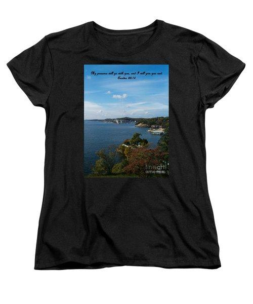 Inspirations 6 Women's T-Shirt (Standard Cut) by Sara  Raber