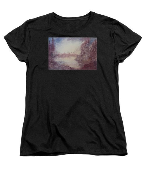 Into The Storm Women's T-Shirt (Standard Cut) by Richard Faulkner