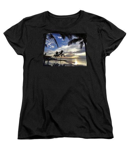 Isla Infinity Women's T-Shirt (Standard Cut) by Anne Mott