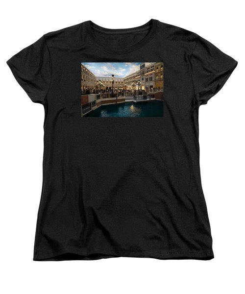 It's Not Venice Women's T-Shirt (Standard Cut)
