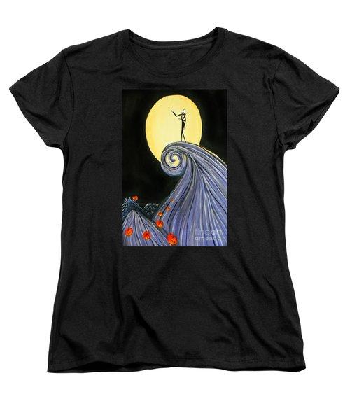 Jack's Lament Women's T-Shirt (Standard Cut) by Marisela Mungia