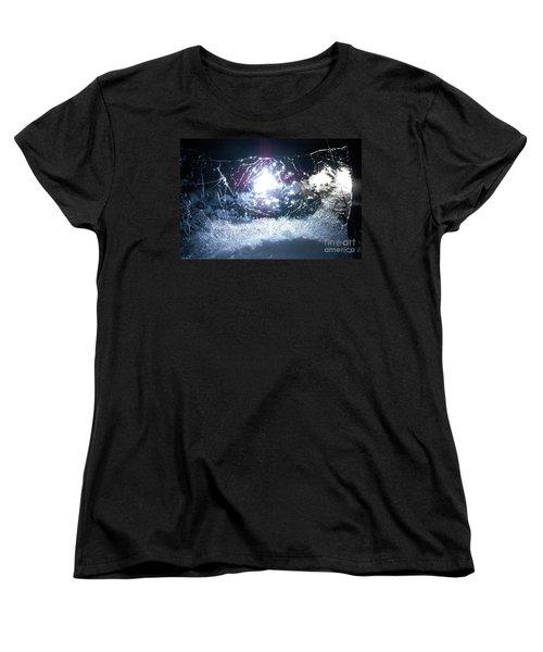 Jammer Cosmos 010 Women's T-Shirt (Standard Cut) by First Star Art