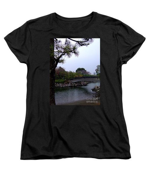 Women's T-Shirt (Standard Cut) featuring the photograph Japan by Andrea Anderegg