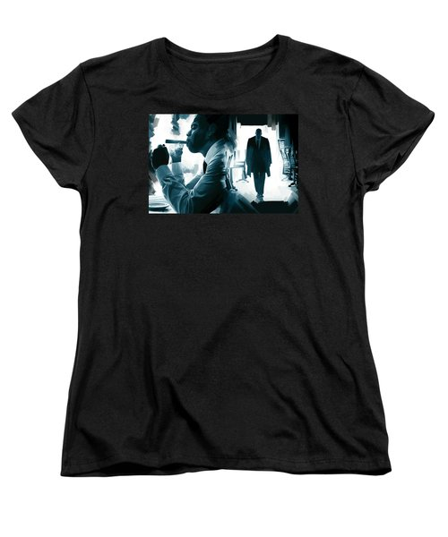 Jay-z Artwork 3 Women's T-Shirt (Standard Cut) by Sheraz A