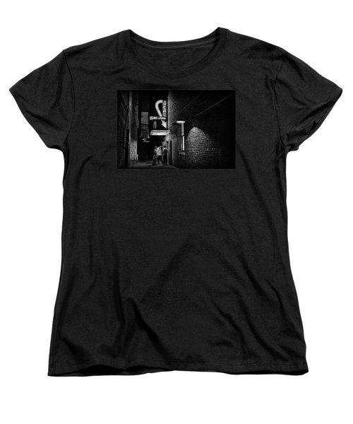 Jazz Night Women's T-Shirt (Standard Cut)