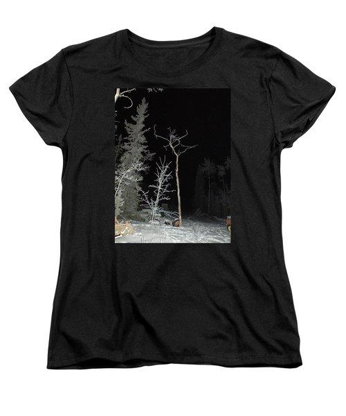 Jete Women's T-Shirt (Standard Cut) by Brian Boyle