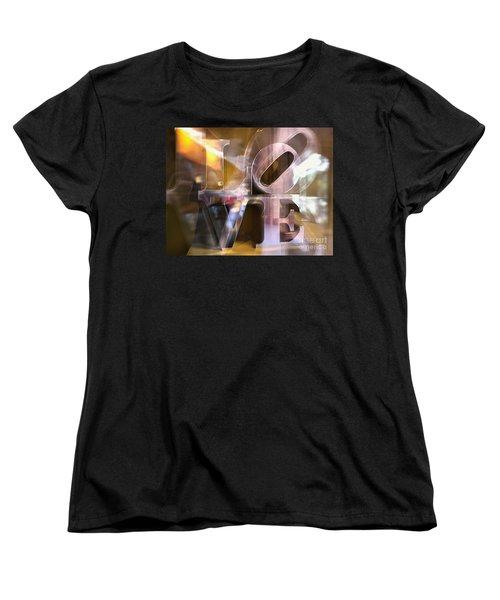 John Chapter 13 Verse 34 Women's T-Shirt (Standard Cut) by John S