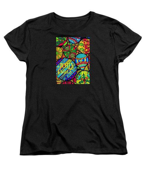 Jolly Balls Women's T-Shirt (Standard Cut)