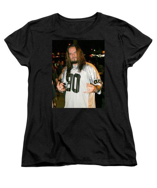 Josey Scott Women's T-Shirt (Standard Cut) by Don Olea