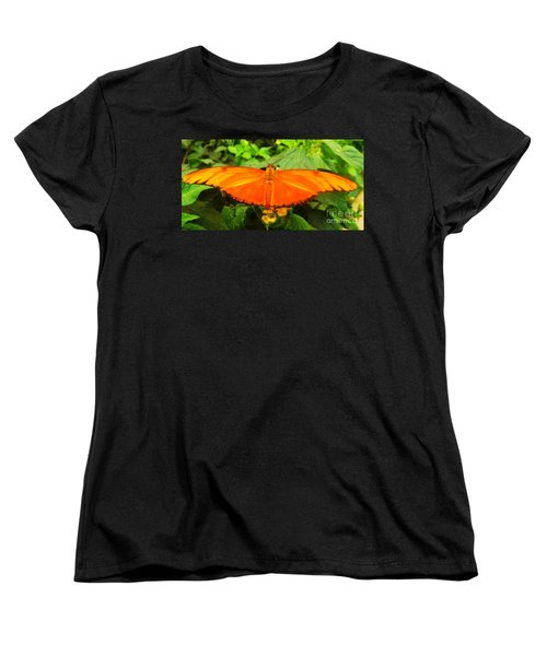 Women's T-Shirt (Standard Cut) featuring the photograph Julia by Clare Bevan