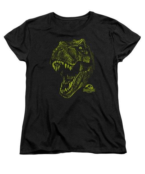 Jurassic Park - Rex Mount Women's T-Shirt (Standard Cut) by Brand A