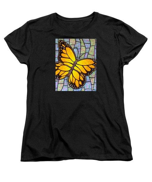 Karens Butterfly Women's T-Shirt (Standard Cut) by Jim Harris