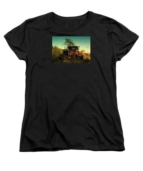 Kenwoth Women's T-Shirt (Standard Cut) by Salman Ravish
