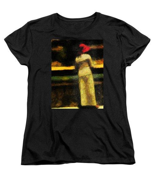 Koi Dream Women's T-Shirt (Standard Cut) by William Horden