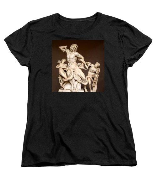 Laocoon And Sons Women's T-Shirt (Standard Cut) by Ellen Henneke