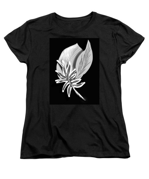 Leaf Ray Women's T-Shirt (Standard Cut)