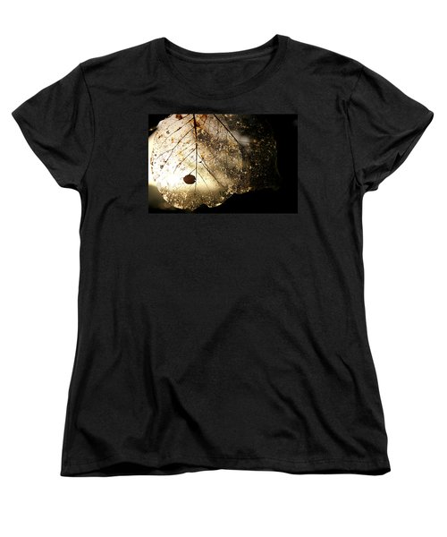 Faerie Wings II Women's T-Shirt (Standard Cut) by Katie Wing Vigil