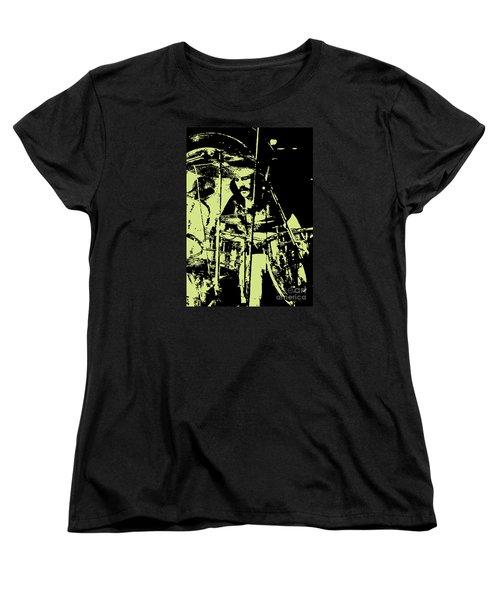 Led Zeppelin No.05 Women's T-Shirt (Standard Cut) by Caio Caldas