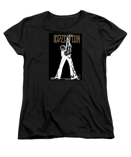 Led Zeppelin No.06 Women's T-Shirt (Standard Cut) by Caio Caldas