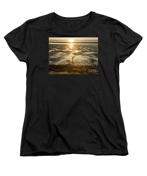 Women's T-Shirt (Standard Cut) featuring the photograph Leftover Bouquet by Carol Lynn Coronios