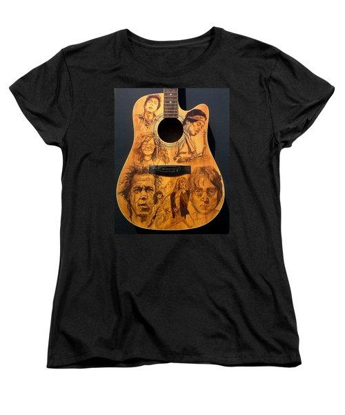 Legends Women's T-Shirt (Standard Cut)