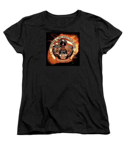 Least We Forget 3 Women's T-Shirt (Standard Cut)