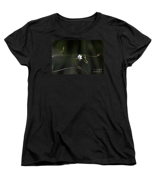 Let The Children Sing. Women's T-Shirt (Standard Cut) by Kathy McClure
