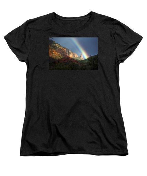 Life Is Beautiful  Women's T-Shirt (Standard Cut) by Saija  Lehtonen