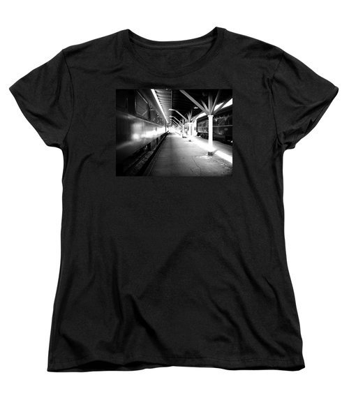 Women's T-Shirt (Standard Cut) featuring the photograph Light by Faith Williams