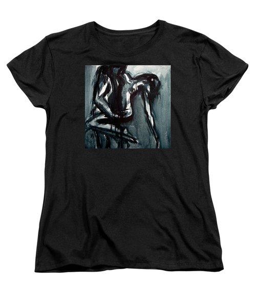 Light In The Darkness Women's T-Shirt (Standard Cut)