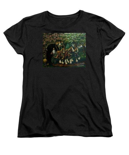 Light Touch Women's T-Shirt (Standard Cut)