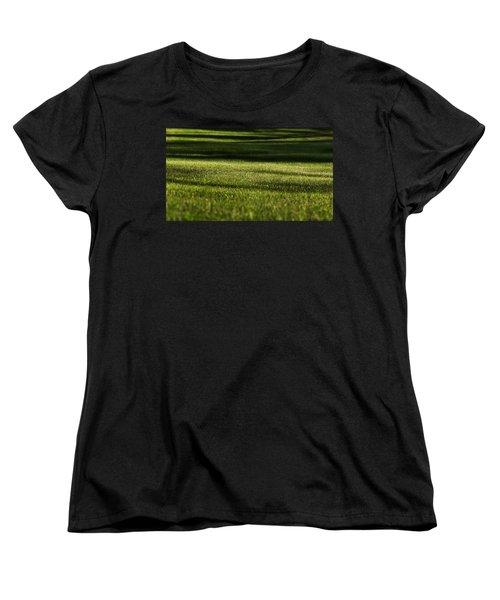 Lines Women's T-Shirt (Standard Cut)