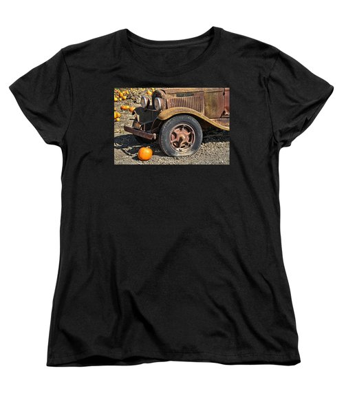 Women's T-Shirt (Standard Cut) featuring the photograph Little One by Michael Gordon