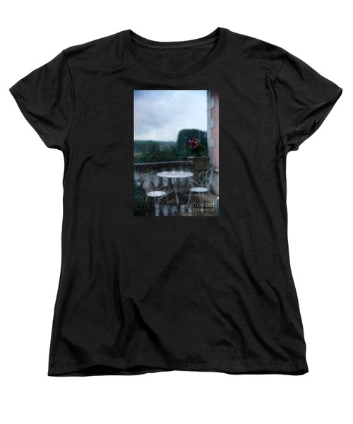 Loire Valley View Women's T-Shirt (Standard Cut) by Madeline Ellis