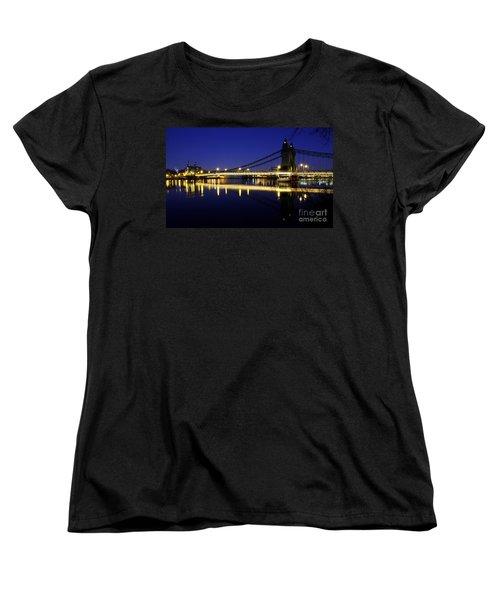 London 11 Women's T-Shirt (Standard Cut) by Mariusz Czajkowski
