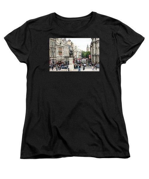 London Whitehall Women's T-Shirt (Standard Cut)