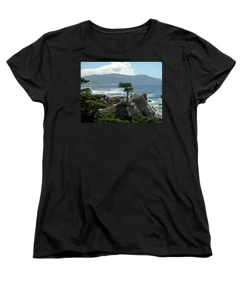 Lone Cyprus 1045 Women's T-Shirt (Standard Cut) by Guy Whiteley