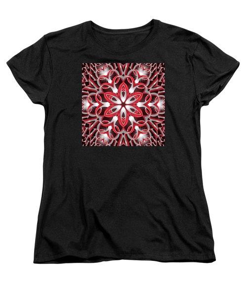 Love Blossoms Women's T-Shirt (Standard Cut) by Derek Gedney